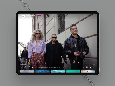 Video Main shopping shopify player animatiot dashboard video