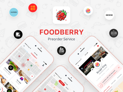 Foodberry - on Behance