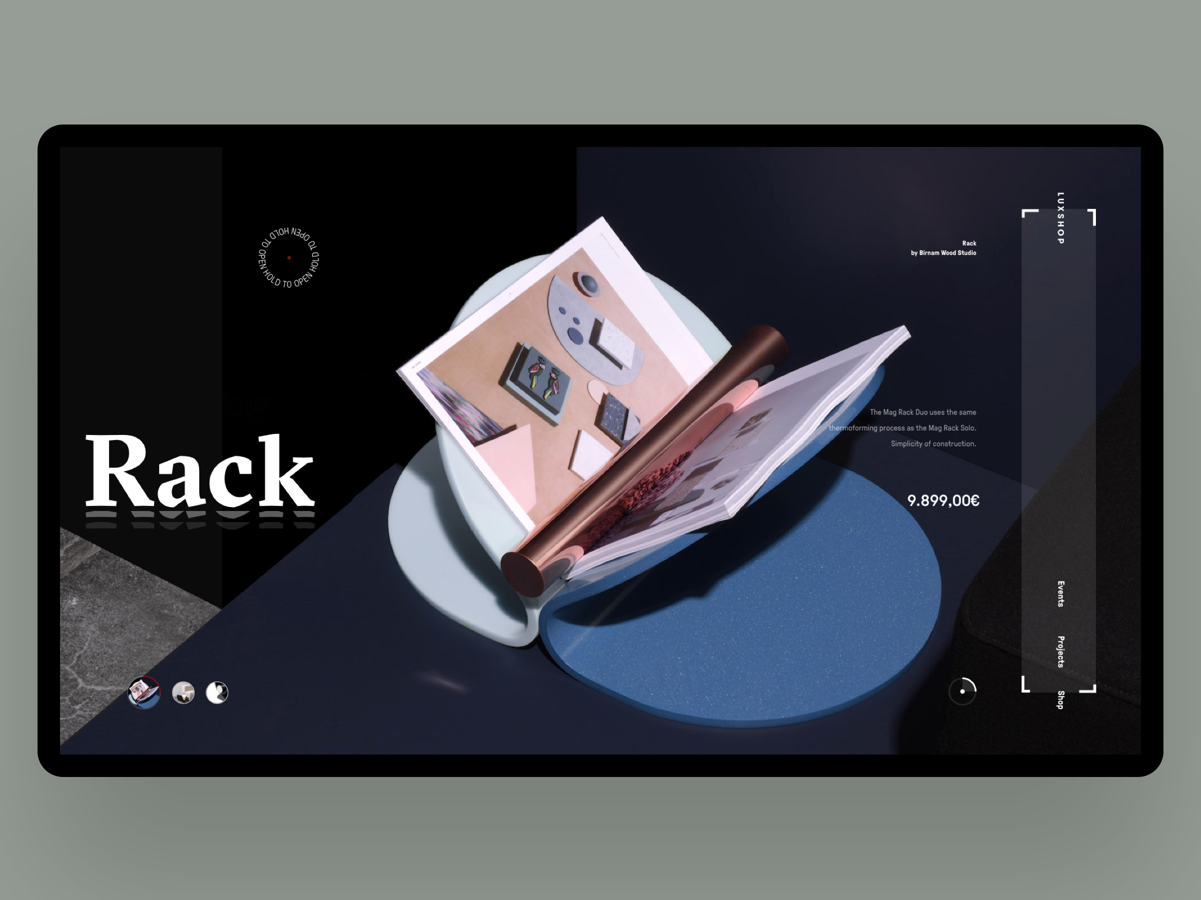 Geex Arts / Projects / Luxshop   Dribbble