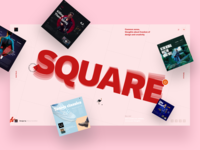 SQUARE - Interface Game