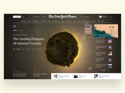 News unsplash landing page space newspaper movie business apple web landing page scrolling typography page video web interface news book design slide typogaphy galleries