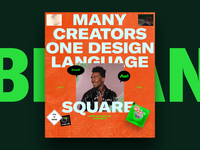 SQUARE Interface game