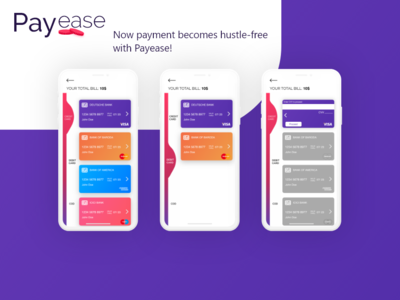 Payease. An easy payment concept.