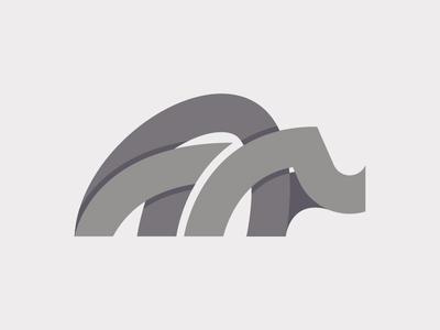 Rhino animal logo animal logo design rhinoceros minimalism rhinos rhino branding icon logo design flat illustration vector africa