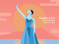Cool Ballet for a Hot Summer