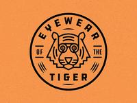 Eyewear of the Tiger