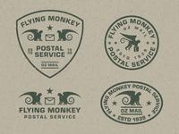 Flying Monkey Postal Service