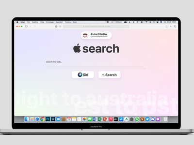 Search // MacBook web search macbook design concept apple
