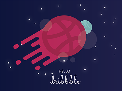 Slam Dunk asteroid planet design space illustrator debut