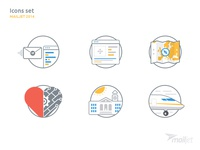 Mailjet Iconset