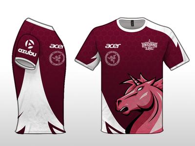 Unicorns of Love Jersey uol league of legends jersey tshirt unicorns of love esport