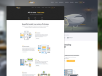Mailjet - back to school - Redesign 2015