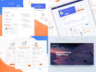 My Top 4 Designs 2018