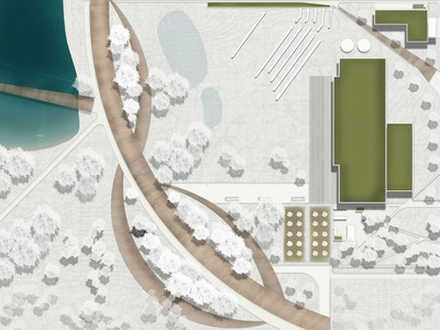 Site Plan / Graphic Design / Landscape Arch