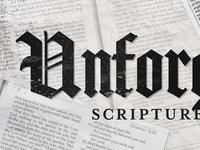 Unforgettable Sermon Series