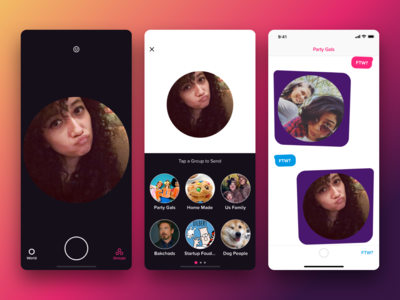 FTW — Group Chat App