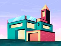 Gradient architecture