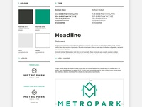 Brand Guide Poster