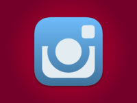 iOS 7 Instagram Icon