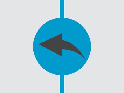 Decode Reply Tool Logo wordpress plugin logo arrow golden ratio