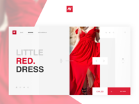 Little Red Dress - Slide01