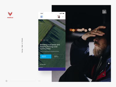 Social Challenges product dailyui figma mobile uiux ux eu challenge social webdesigner landing page minimal website webdesign web visualdesign ui interface design interface design