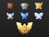 Fortnite Master Rank Icons