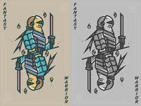 Fantasy warrior--01
