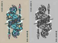 Fantasy warrior--03