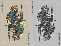 Fantasy warrior--04