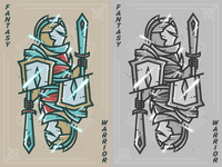 Fantasy warrior--08