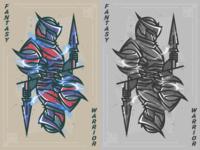 Fantasy warrior--13