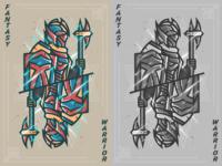 Fantasy warrior--14