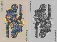 Fantasy warrior--16
