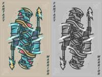 Fantasy warrior--18