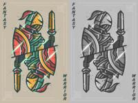 Fantasy warrior--22