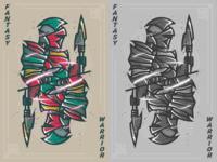 Fantasy warrior--24