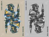 Fantasy warrior--26