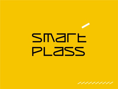logo Smart Plass smart interior branding logo