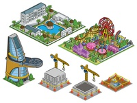 Isometric Game Assets #2