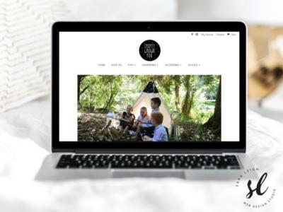 Crafty Brown Fox E-commerce Website