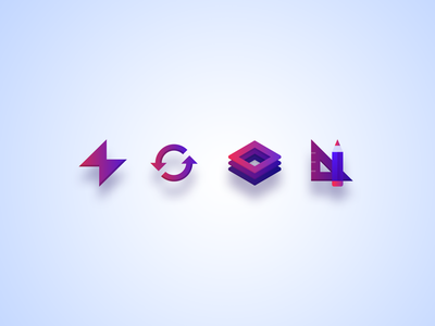 Icons vector minimal utilities effects components bootstrap gradient ui torus kit icons design icons