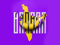 Banana x India composition