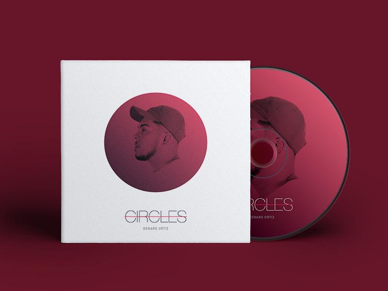 Circles Album art rap music photoshop photography album art