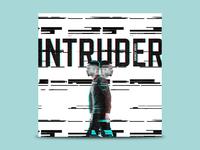 INTRUDER - Single Cover Art