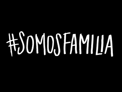 Familia Lettering apparel puerto rico typography lettering marker hand lettering