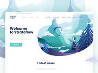 Stratoflow Homepage