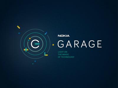 Nokia Garage Logo