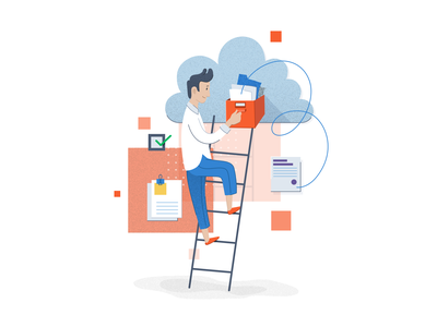 It's right here! cloud drawing vector ui vector illustration illustration