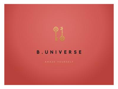 B. UNIVERSE logo